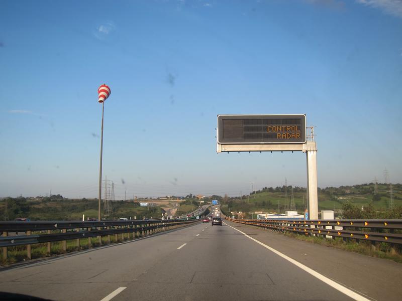 Tráfico reforzará los controles de velocidad en los tramos de mayor siniestralidad