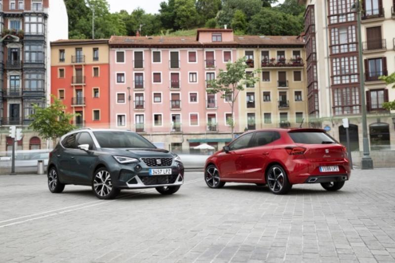 Seat arranca en Martorell la producción de sus dos nuevos modelos Ibiza y Arona