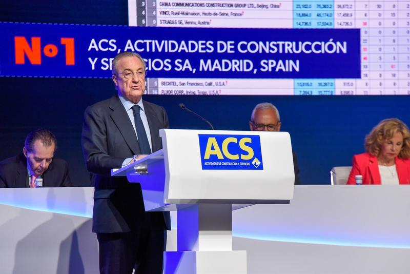ACS, Acciona, Ferrovial, FCC, Sacyr, OHLA y San José, entre las 100 constructoras con más ventas del mundo