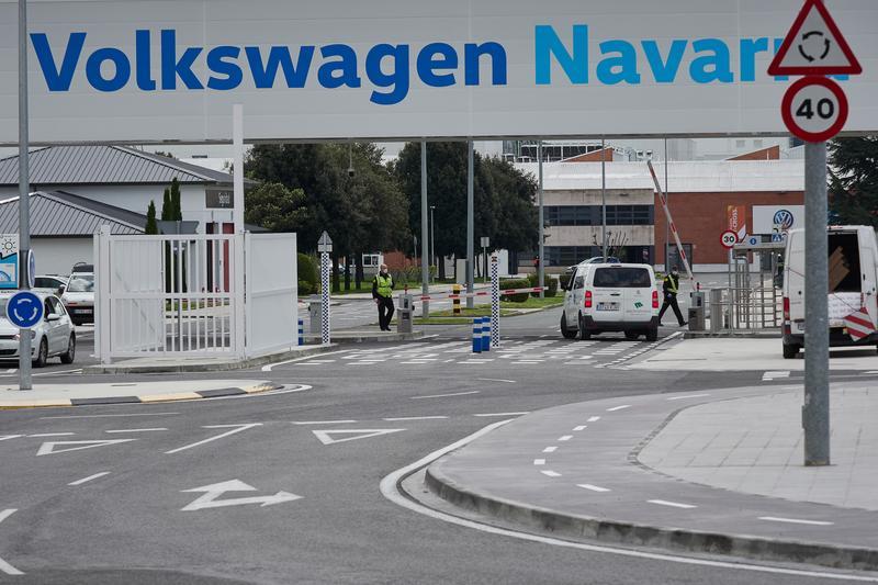 """Comité de Volkswagen Navarra pide ser partícipe en la toma de decisiones evitando """"injerencias externas"""""""