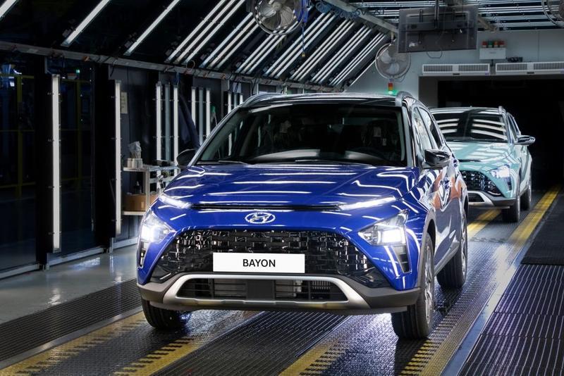Hyundai triplica su beneficio semestral con unas ganancias de casi 2.300 millones