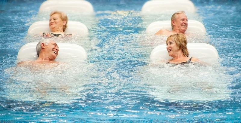 El Imserso reanuda su programa de balnearios, del que disfrutarán más de 250.000 mayores