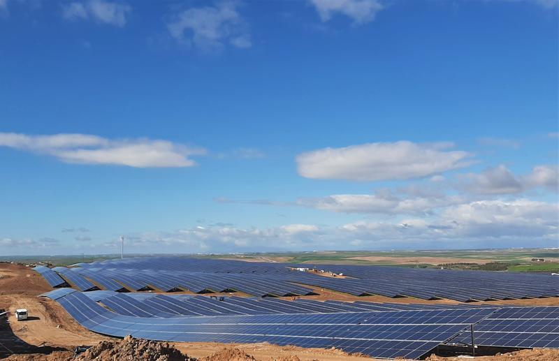 Arranca la primera planta fotovoltaica de Iberdrola en Castilla-La Mancha