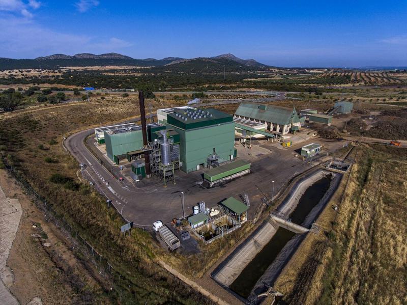 Ence, primera empresa en certificar su biomasa con el esquema Sure