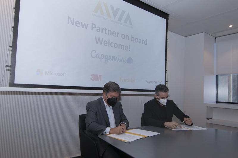Capgemini se incorpora a Aivia, la iniciativa de Ferrovial para el desarrollo de carreteras 5G