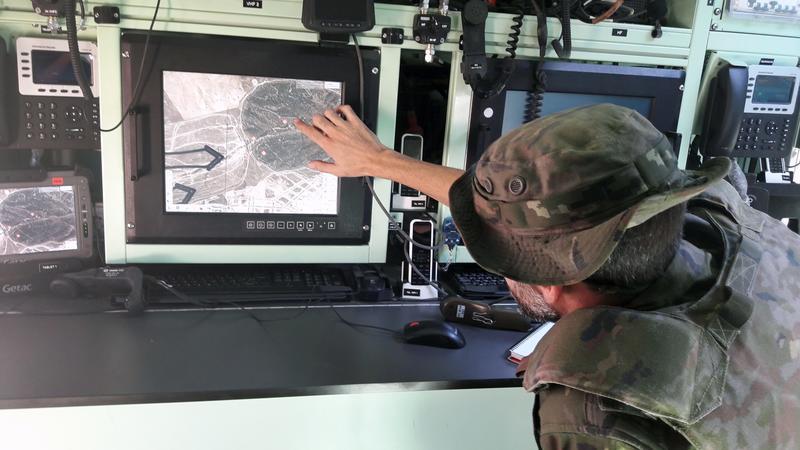 Indra y Thales actualizan el Sistema de Gestión del Campo de Batalla del Ejército Español
