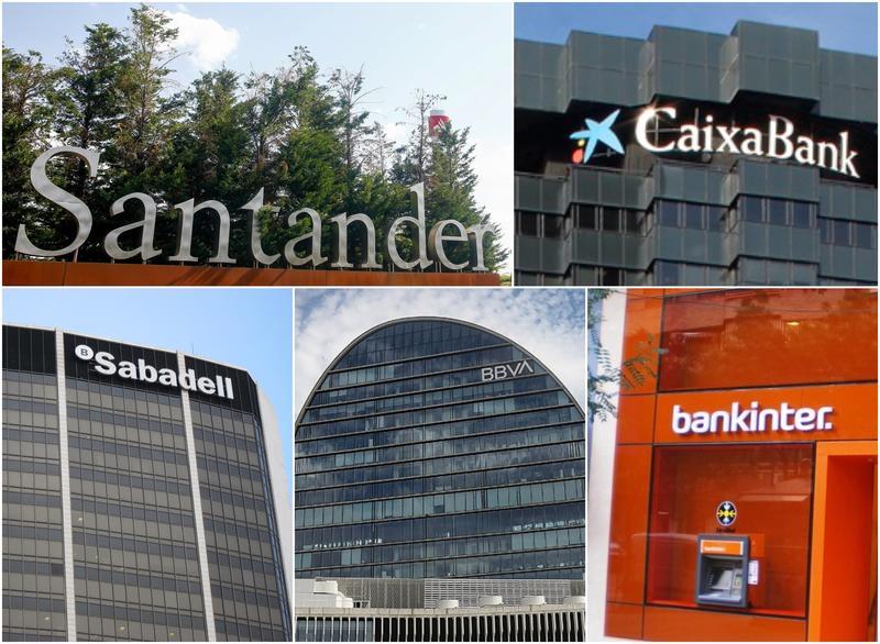 La gran banca logra ganancias de 8.200 millones en el primer semestre, frente a pérdidas de 11.500 millones