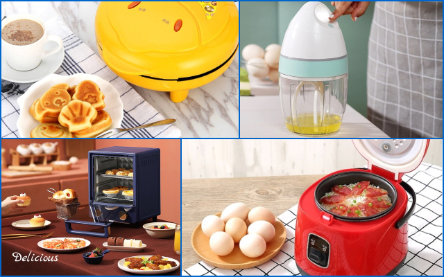 Aliexpress: 10 pequeños electrodomésticos perfectos para cocinas mini con grandes descuentos en su web