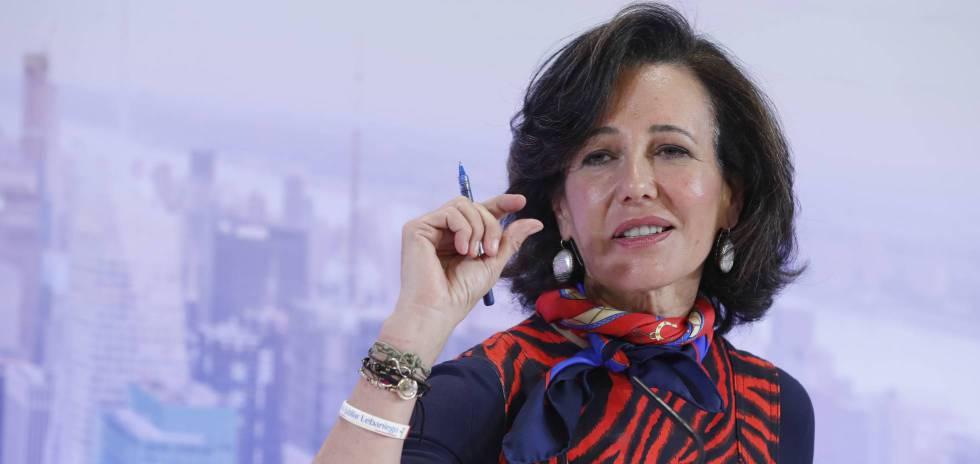 Ana Botín espera más claridad sobre las políticas de descarbonización