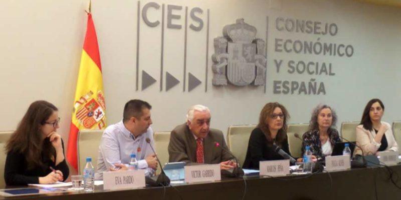 El CES: Las medidas aprobadas sobre las pensiones mejoran el sistema actual