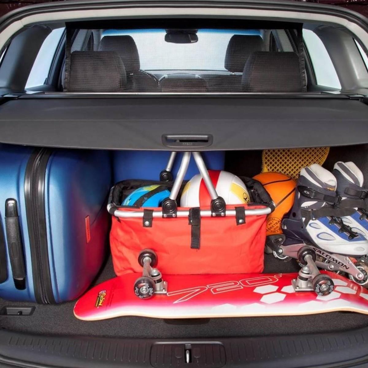equipaje coche