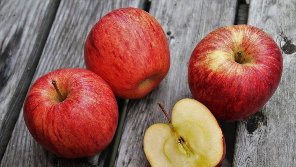 El motivo por el que deberías comer una manzana todos los días