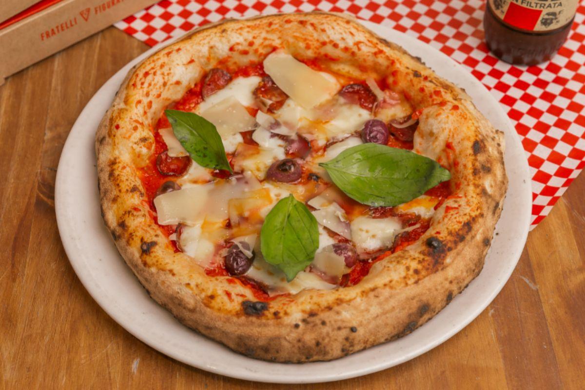 La española 'Fratelli Figurato', elegida la tercera mejor pizzeria de Europa