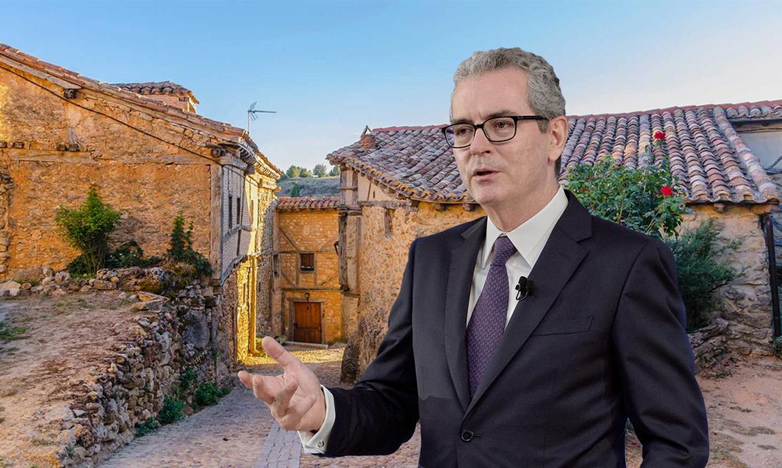 En la España vaciada con… Pablo Isla: toda su vida en Inditex