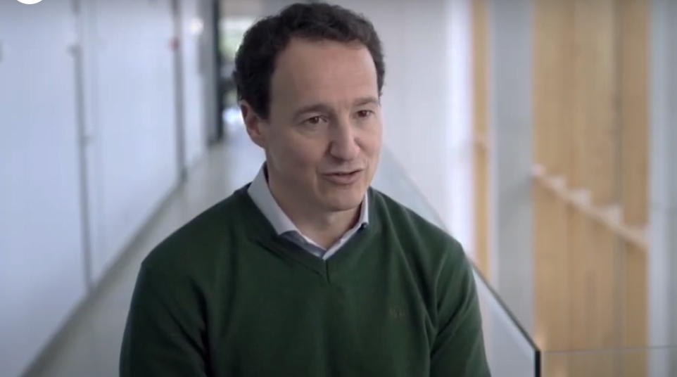 Pablo Marina tiene un reto: mantener un buen clima laboral en el Santander