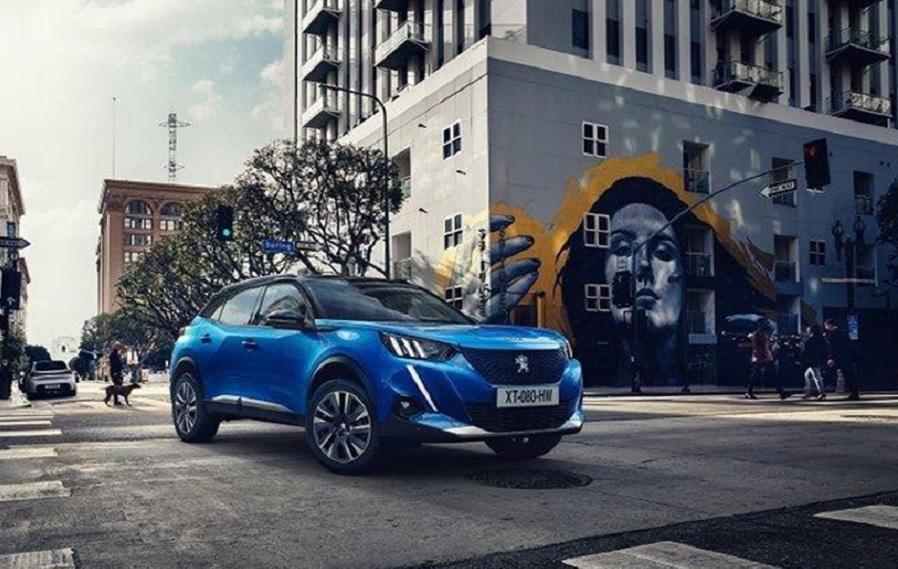 El Peugeot 2008 lidera el mercado de ventas de coches en España este 2021