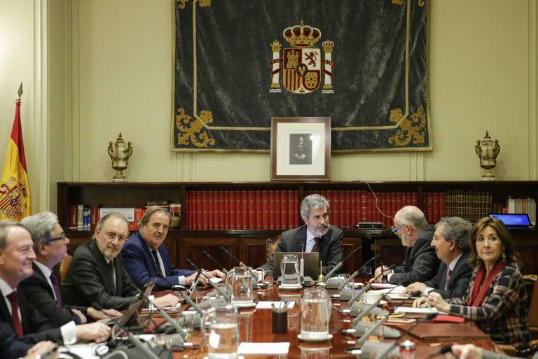 """Bruselas, los jueces y los partidos claman contra el """"no"""" de Pablo Casado a renovar el CGPJ"""