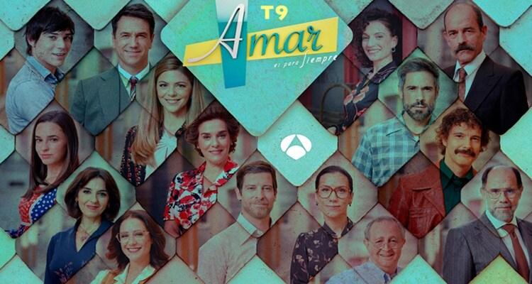 Amar es para siempre temporada 10 Antena 3