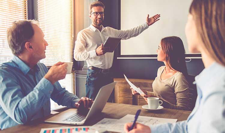 Estos son los apartados que debe tener tu presentación para atraer inversores