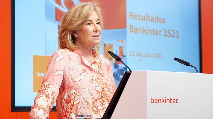 Bankinter se aleja de posibles fusiones