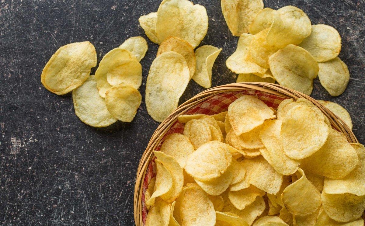 Patatas fritas: cinco bolsas que no engordan tanto como crees