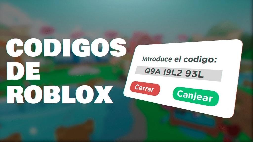 Códigos Activos para Roblox
