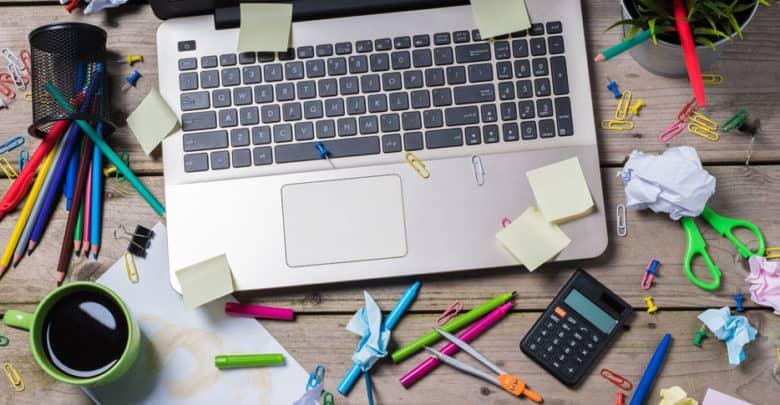 como solucionar desorden digital