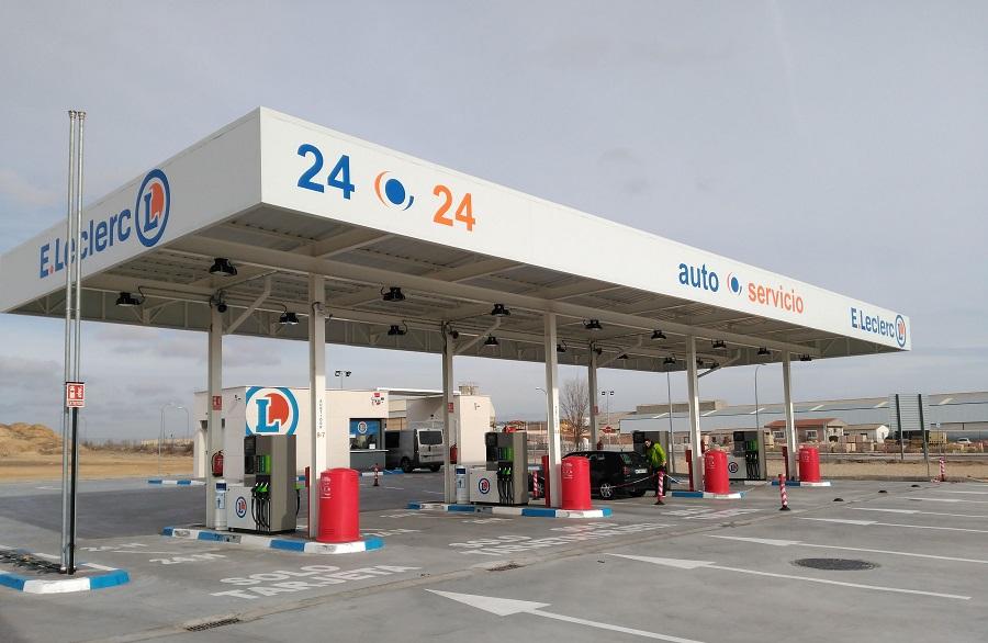 E.Leclerc culmina su giro estratégico: apuesta por la gasolina low cost