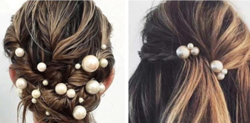 ganchos perlas