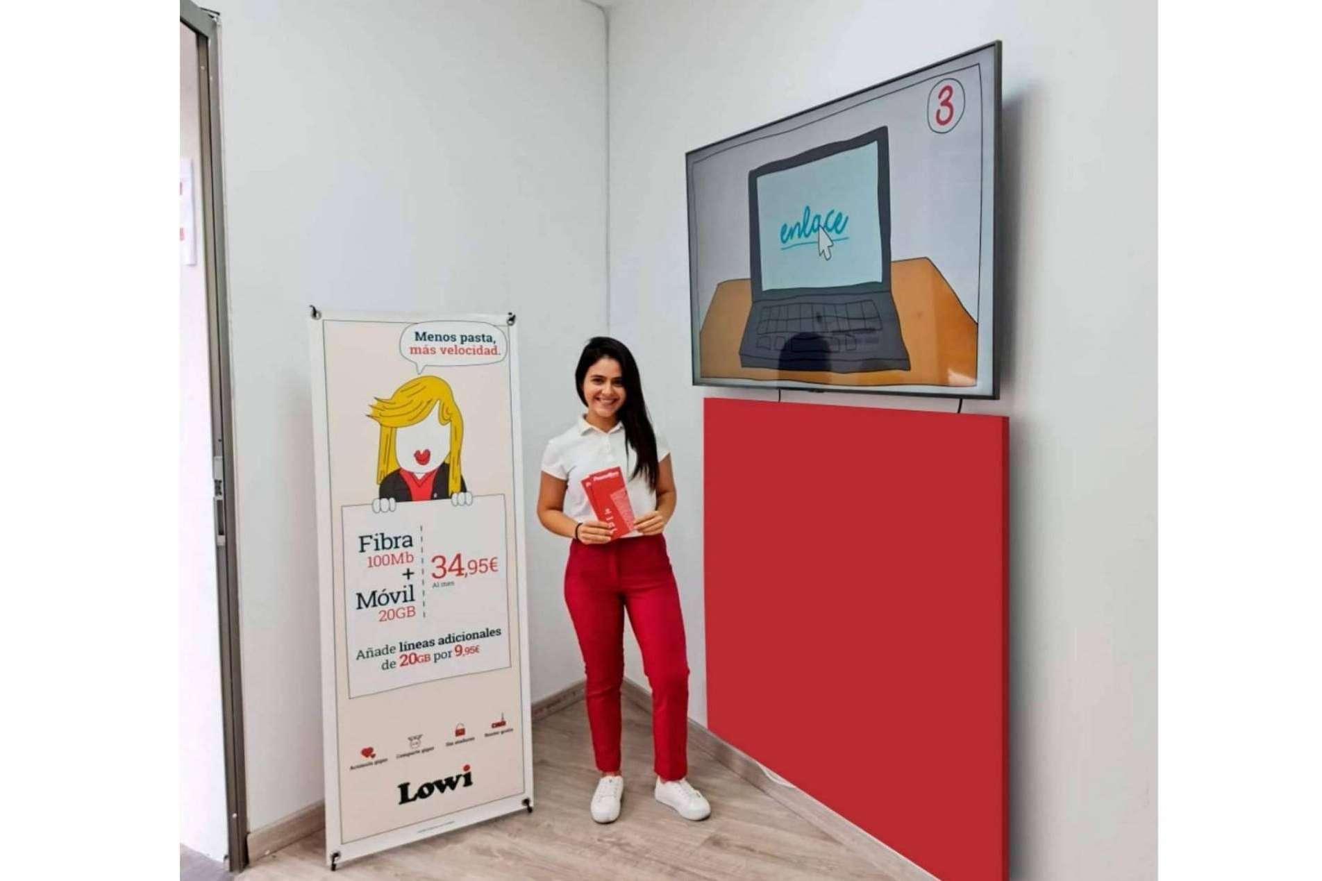 La empresa de telecomunicaciones Promofibra busca interesados con vocación comercial para abrir nuevas franquicias