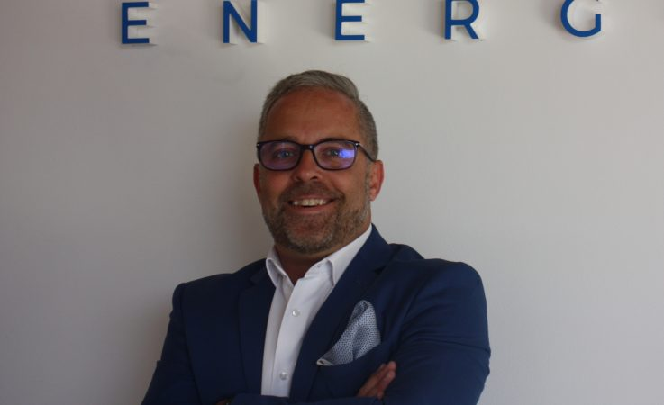 Pablo Abejas, CEO de Visalia
