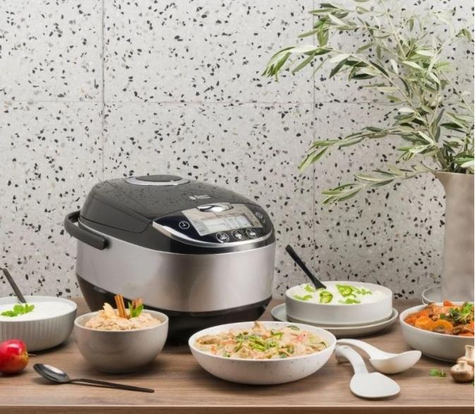robot de cocina panificadora
