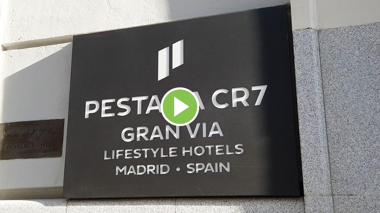 El último gol de Ronaldo en Madrid: así son las intimidades del Hotel CR7