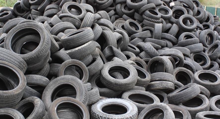 Signus revalorizó 150.000 toneladas de neumáticos fuera de uso en 2020
