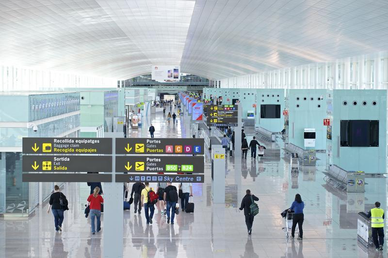 Seis aeropuertos de Aena obtienen la máxima puntuación anti-Covid