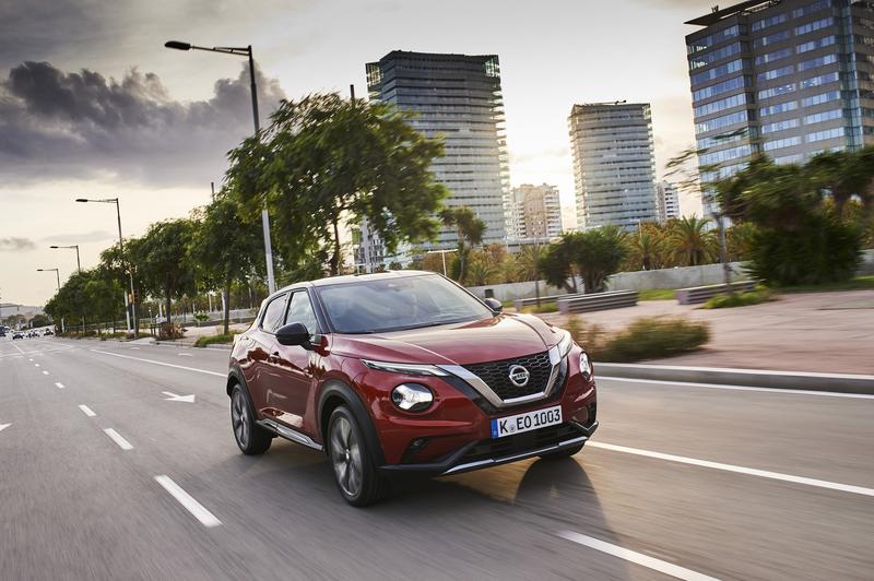 La producción global de Nissan supera el millón de unidades hasta julio, un 21% más