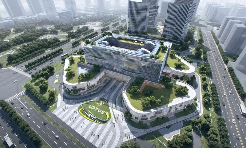 Lotus establece en China su filial Lotus Technology para la construcción de vehículos eléctricos