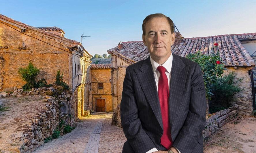 En la España vaciada con… Antonio Huertas: reflexiones para un acuerdo con CaixaBank