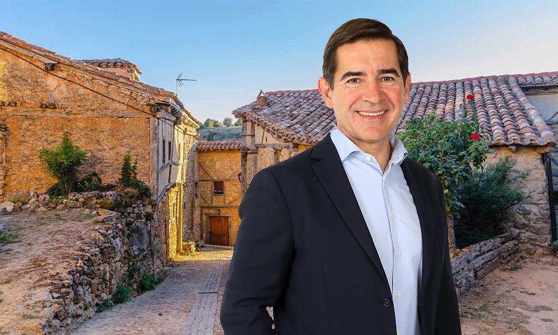 En la España vaciada con… Carlos Torres: un BBVA sin sucursales y ¿sin empleados?