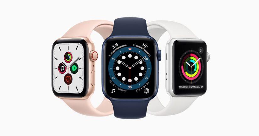 ¿Cómo es el diseño del Apple Watch Series 6?