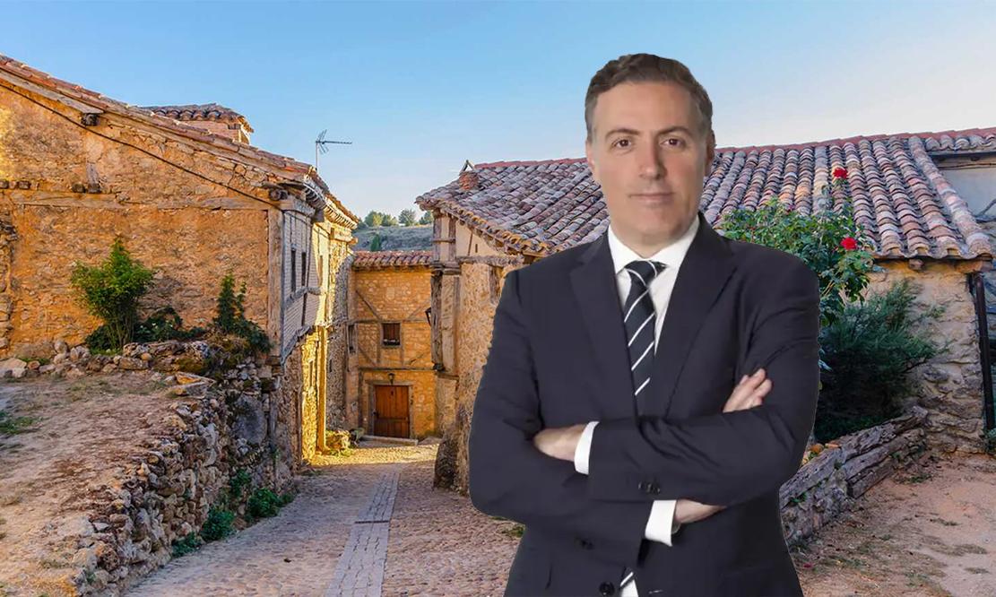 En la España vaciada con… David Martínez: la construcción como deporte