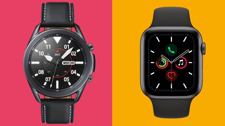 Galaxy Watch 4 Classic vs Apple Watch Series 6: ¿cuál merece más la pena?