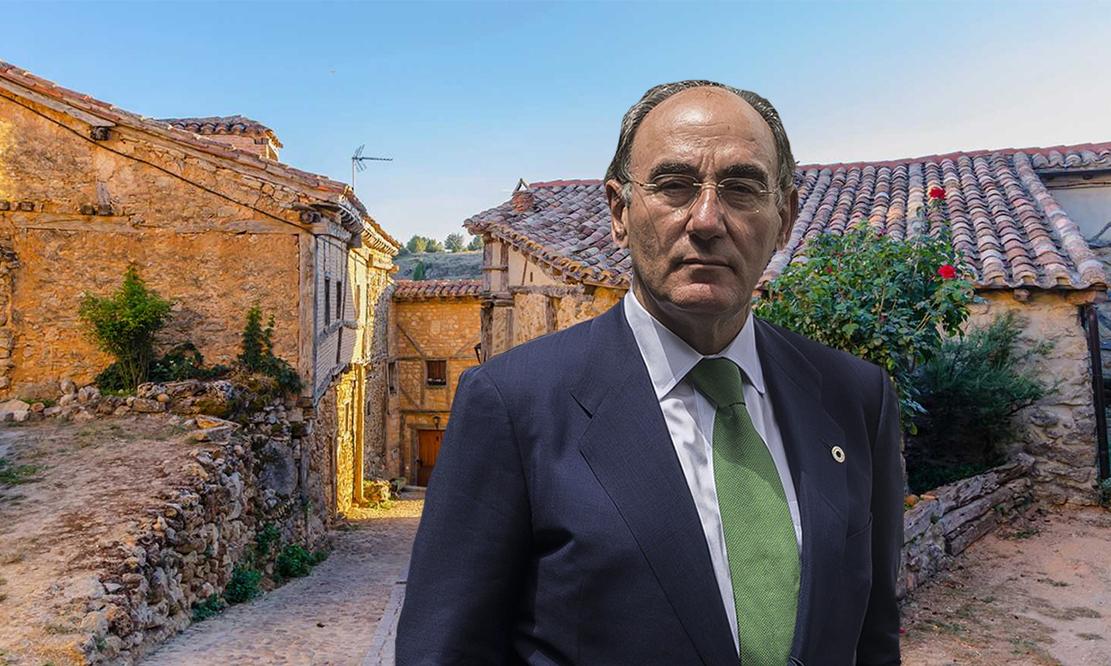 En la España vaciada con… Sánchez Galán: Iberdrola a la conquista del mundo