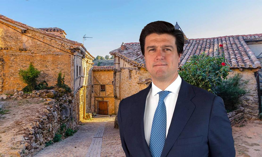 En la España vaciada con… Ismael Clemente: la conquista pacense del inmobiliario