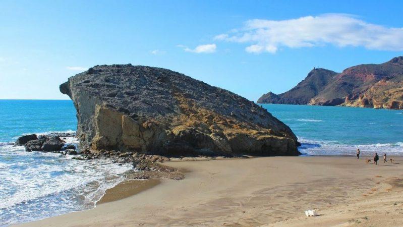 Playa en Almería- Andalucía