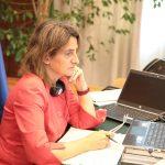 La ministra Ribera confiesa los pecados energéticos ante la biblia económica