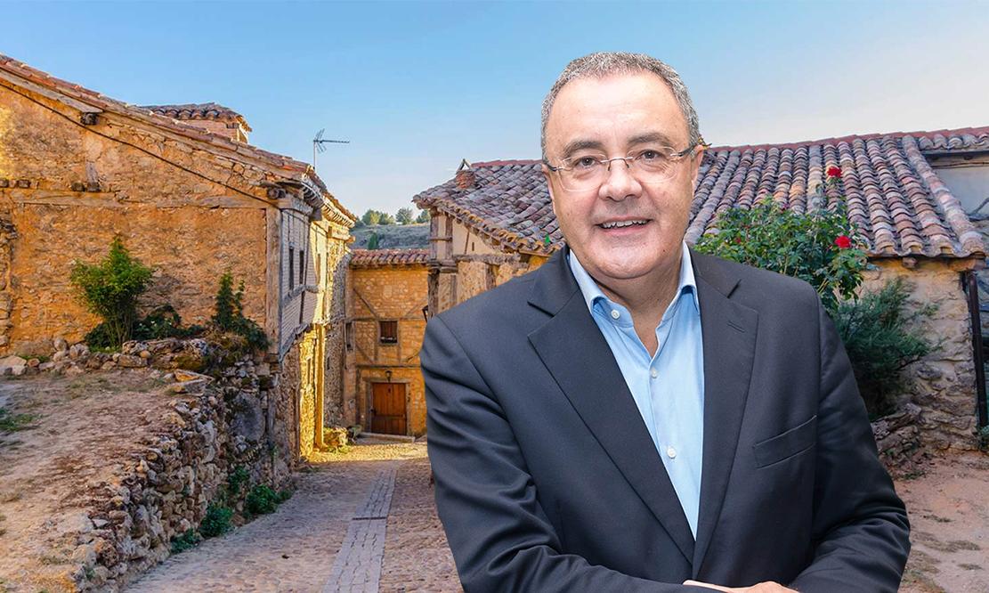 En la España vaciada con… Tobías Martínez: un Alejandro Magno del 5G para Cellnex