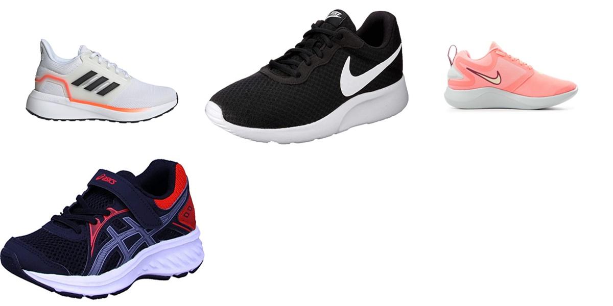 Nike, Adidas, Asics: 10 zapatillas de running en oferta en Amazon