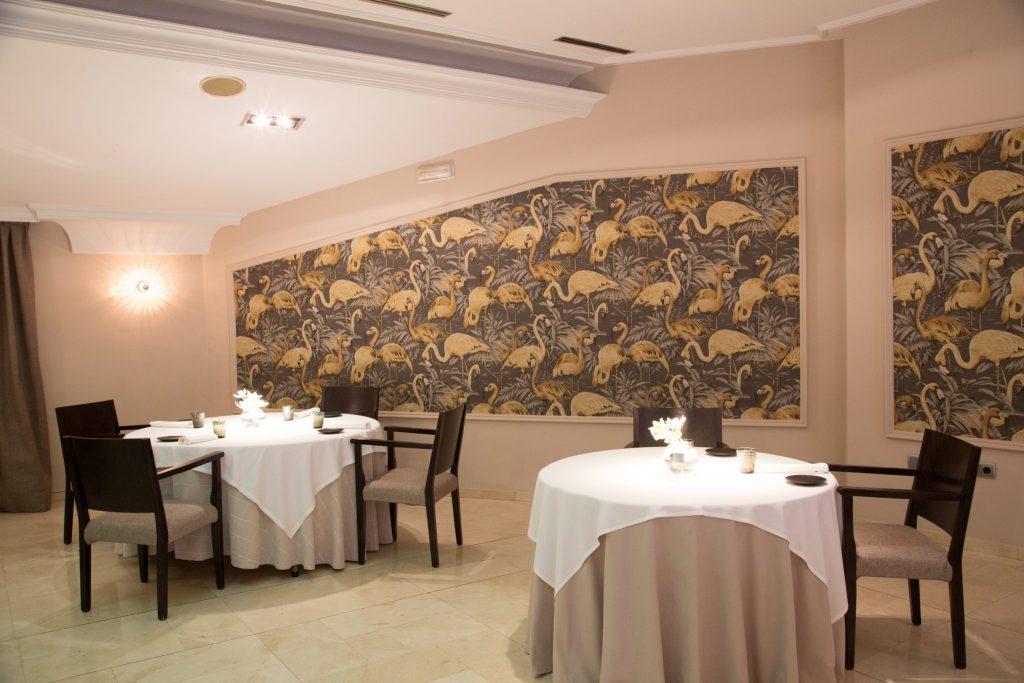 Restaurante Chiron, Estrella Michelin