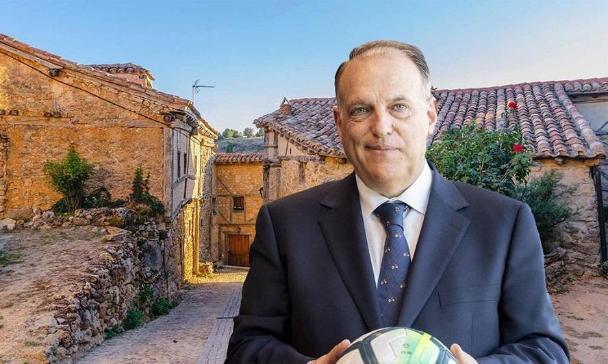 En la España vaciada con… Javier Tebas: el patrón del fútbol que planta cara a Real Madrid y Barcelona